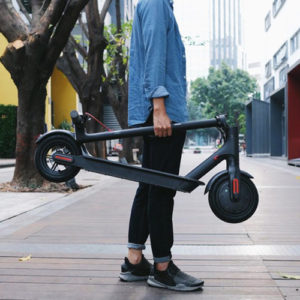 Xiaomi Mi 365 White scooter electrico run city black lima peru venta 01
